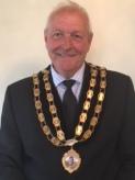 Cllr Griffiths as Chairman Pic