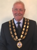 Cllr Griffiths as Chairman Pic